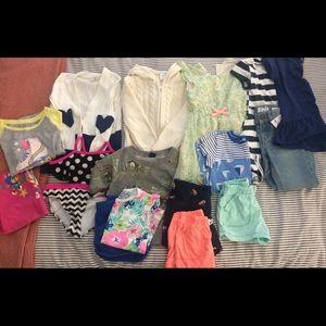 Other - 4/5 girls clothing lot